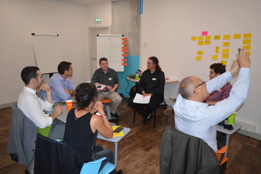 NHUMAN - Prestation GRDF - Digital Mentoring