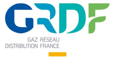 NHUMAN - logo GRDF